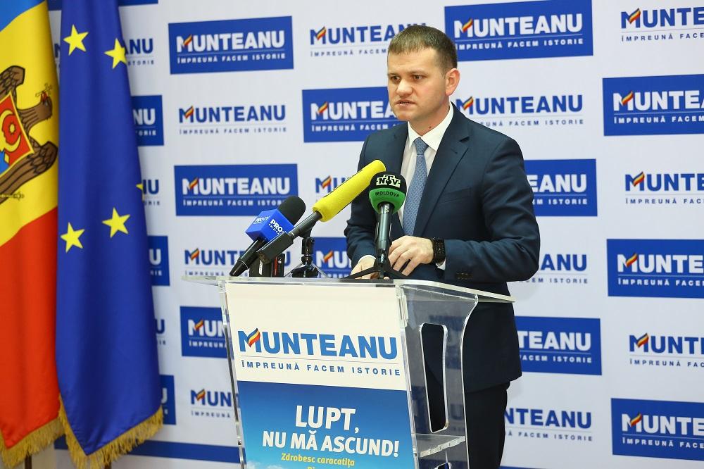 Valeriu Munteanu: Cea mai mare lovitură este bănuită acum pentru Chișinău