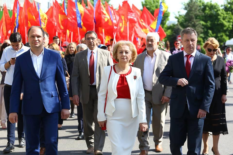 """Zinaida Greceanîi: """"În această toamnă cetățenii vor avea de făcut alegerea pentru o nouă guvernare în țară"""""""