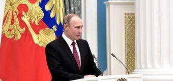 Putin l-a felicitat pe Biden pentru victoria în alegerile prezidenţiale din SUA