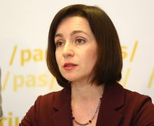 De ce Maria Sandu nu va participa la prima ședință a Parlamentului