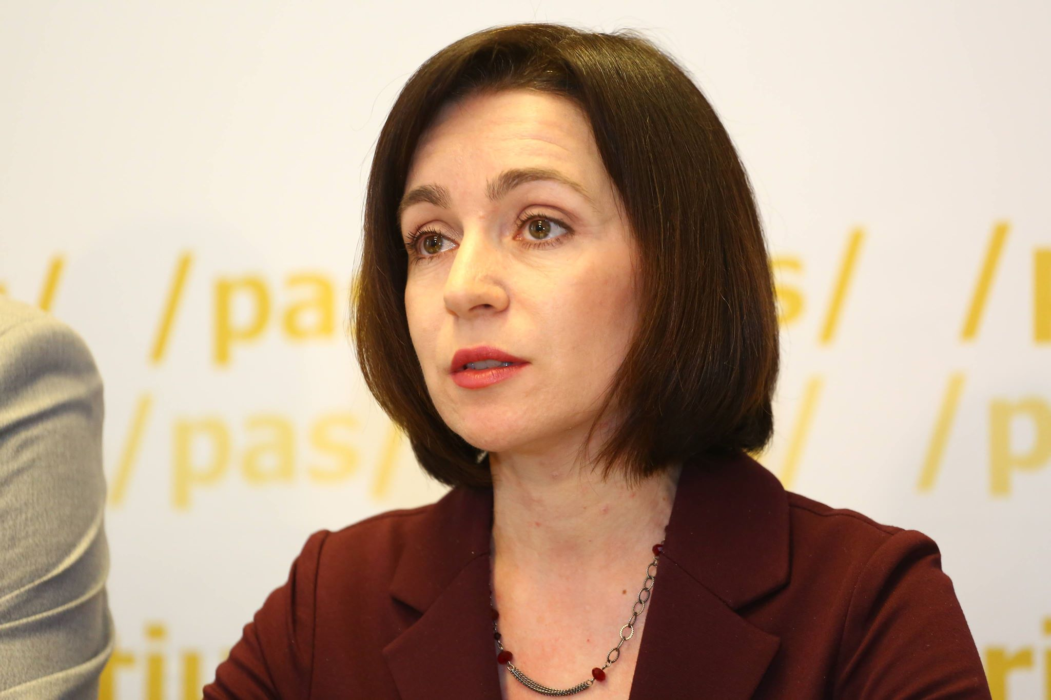 Candidata PAS la prezidențiale Maia Sandu – înregistrată de CEC!