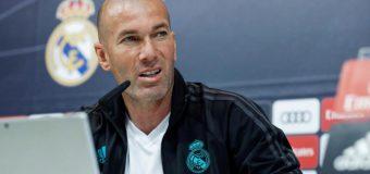 Zinedine Zidane și-a anunțat demisia de la Real Madrid