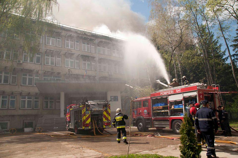 Cauza producerii incendiului de la Institutul de Zoologie din capitală. Anunțul făcut de IGSU!