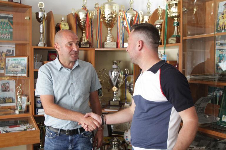 Modificări în staff-ul tehnic al FC Zimbru. Echipa are un nou antrenor principal!