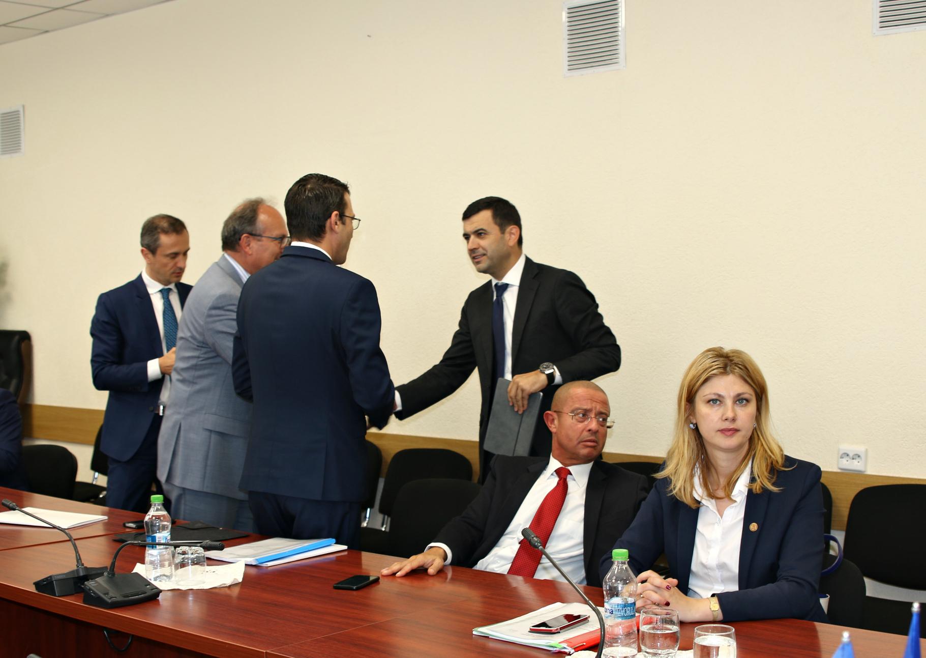 Ministrul Economiei și Infrastructurii: România este partenerul principal al țării noastre la capitolul comercial-economic