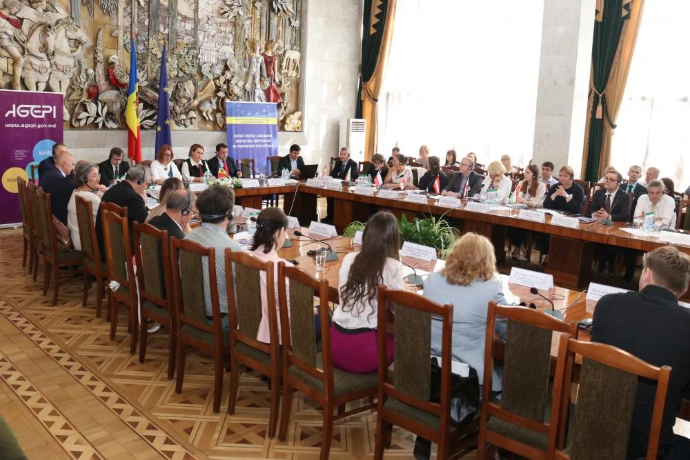 Lilia Bolocan: AGEPI, în cooperare cu alte autorități responsabile, se implică activ în ceea ce privește creșterea gradului de cultură