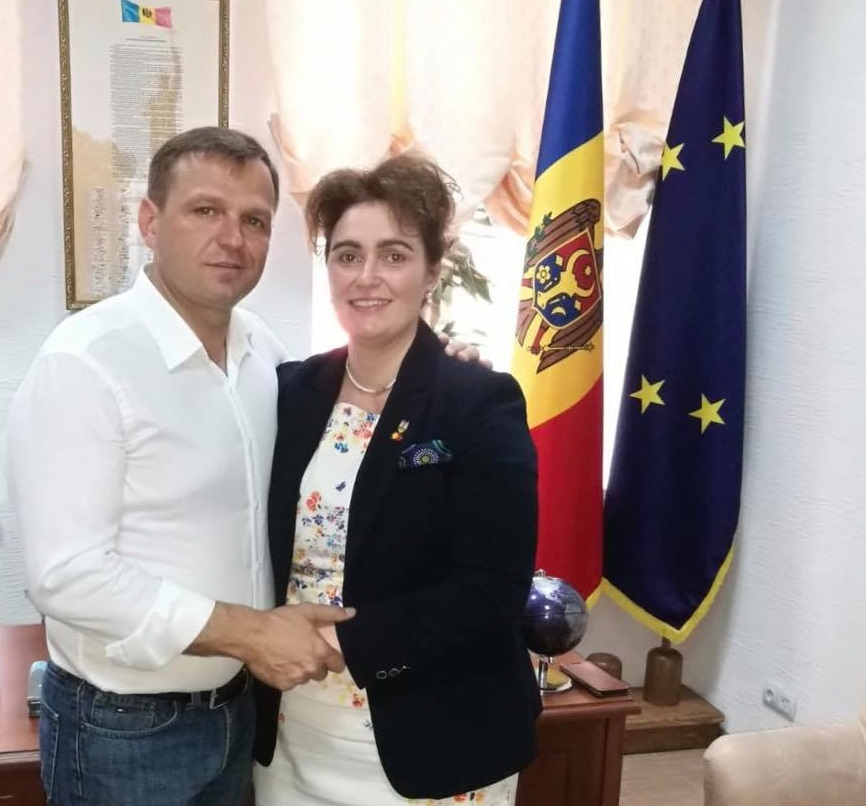 """Senator român, la discuții cu Andrei Năstase: """"Vă amintiți de emoția revederii unui frate drag plecat de multă vreme și încercat de multe?!"""""""