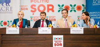 Premieră pentru Moldova! Partidul Șor aduce la Orhei summit-ul Alianței Conservatorilor și Reformiștilor Europeni