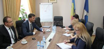 O delegație din Republica Lituania, într-o vizită la Curtea de Conturi a Republicii Moldova