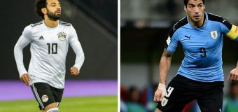 Egipt – Uruguay, Salah vs Suarez. Premieră la Cupa Mondială