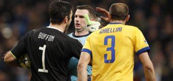 Buffon a plecat de la Juventus, dar nu a scăpat de pedeapsa de la UEFA!