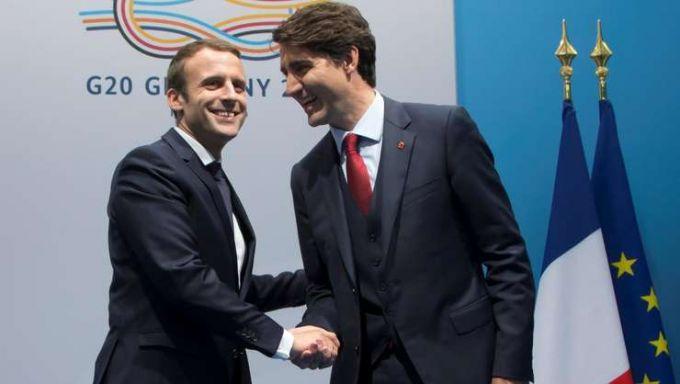 Franţa şi Canada creează un consiliu comun de apărare
