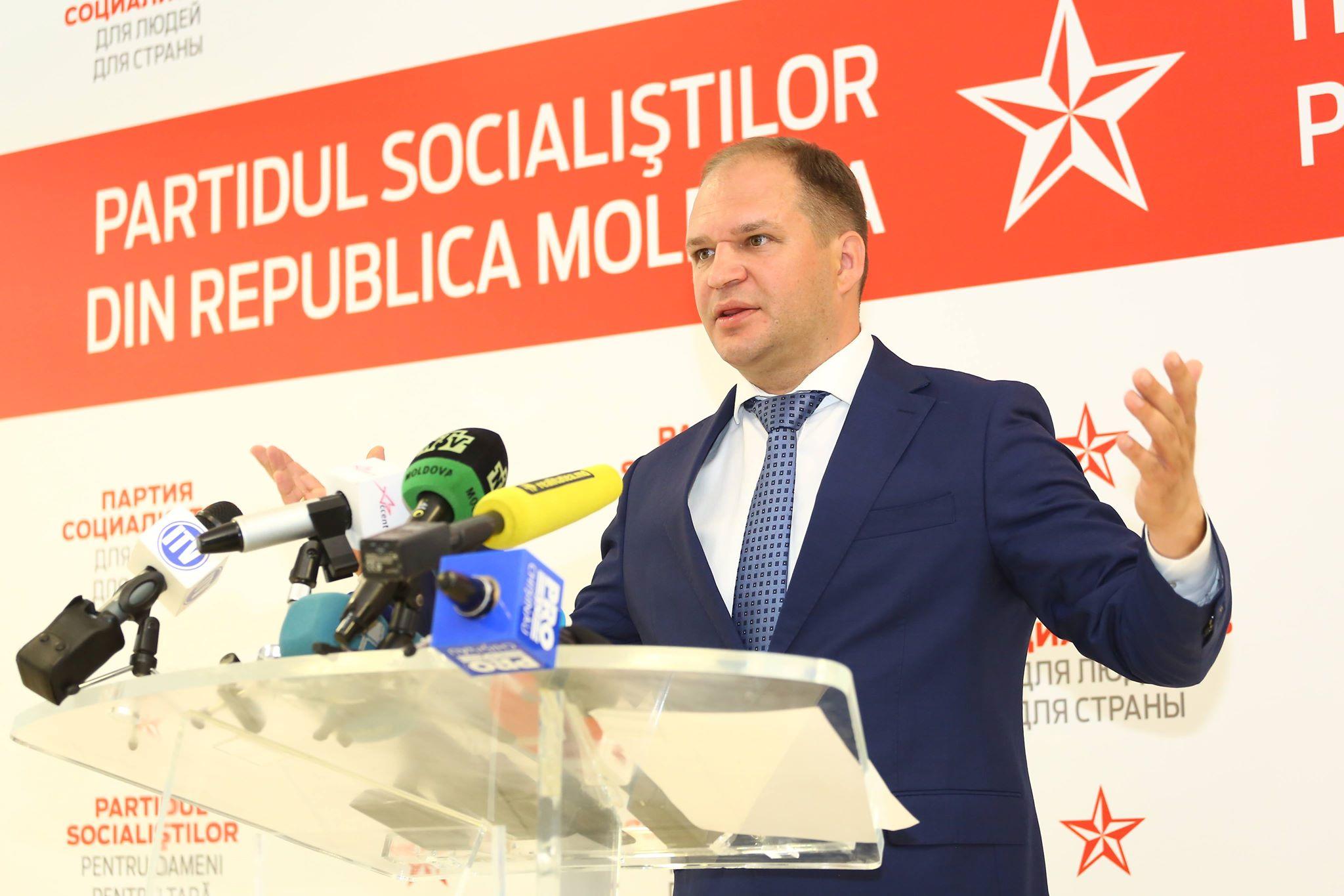 PSRM – în forță, după campanie: Vom înregistra astăzi trei inițiative