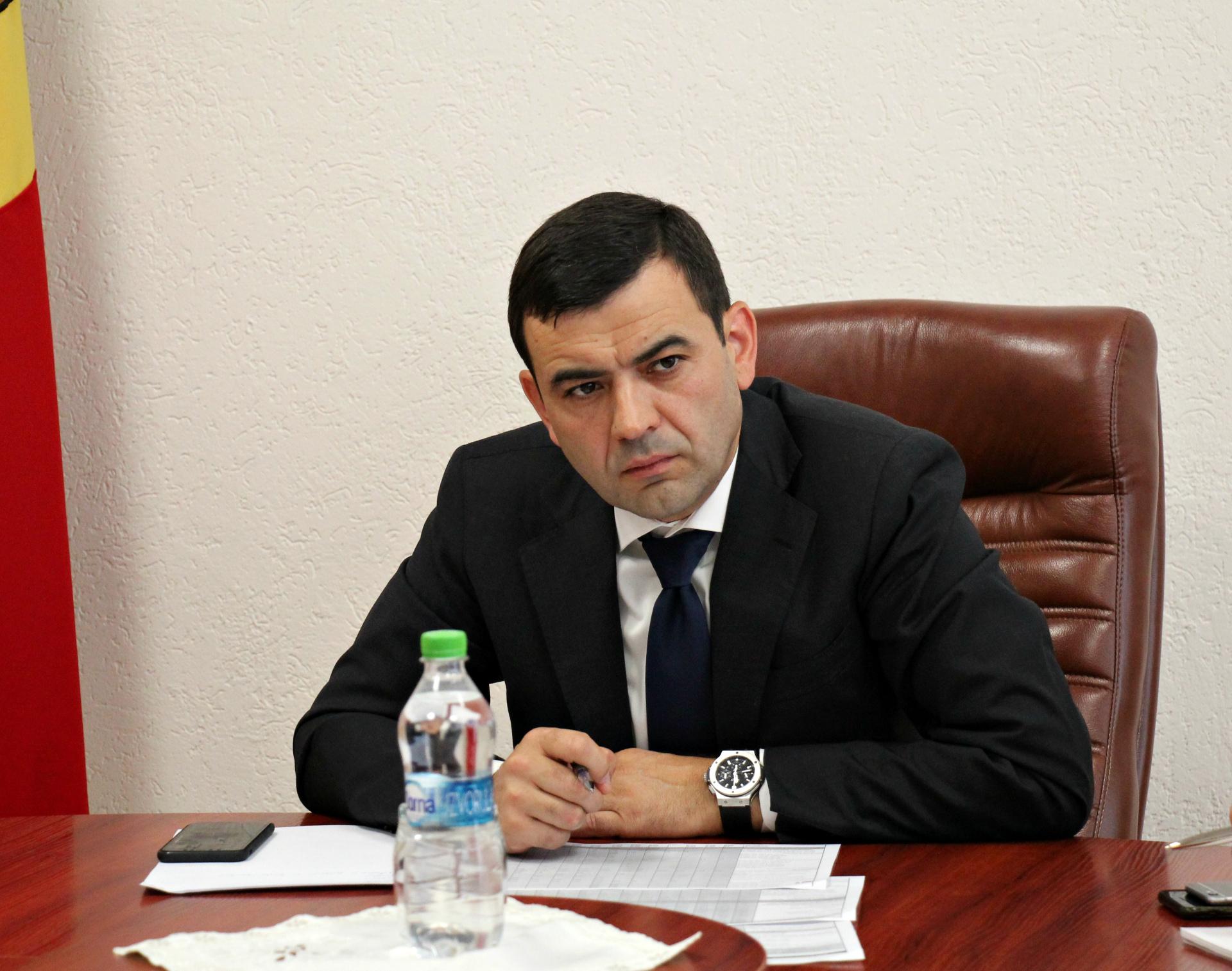 Gaburici către administrația CFM: Dacă nu se vor întreprinde acțiunile stabilite, vom lua măsurile de rigoare