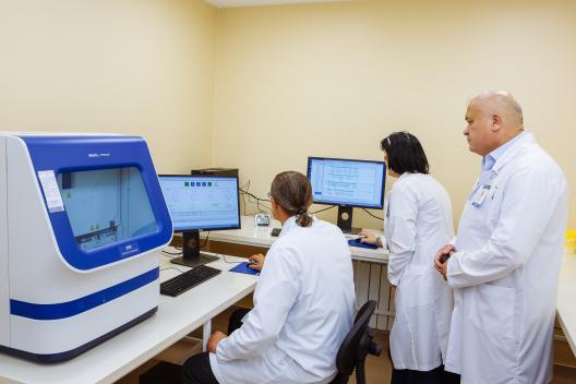 De astăzi, în Republica Moldova va funcționa un laborator de testare ADN
