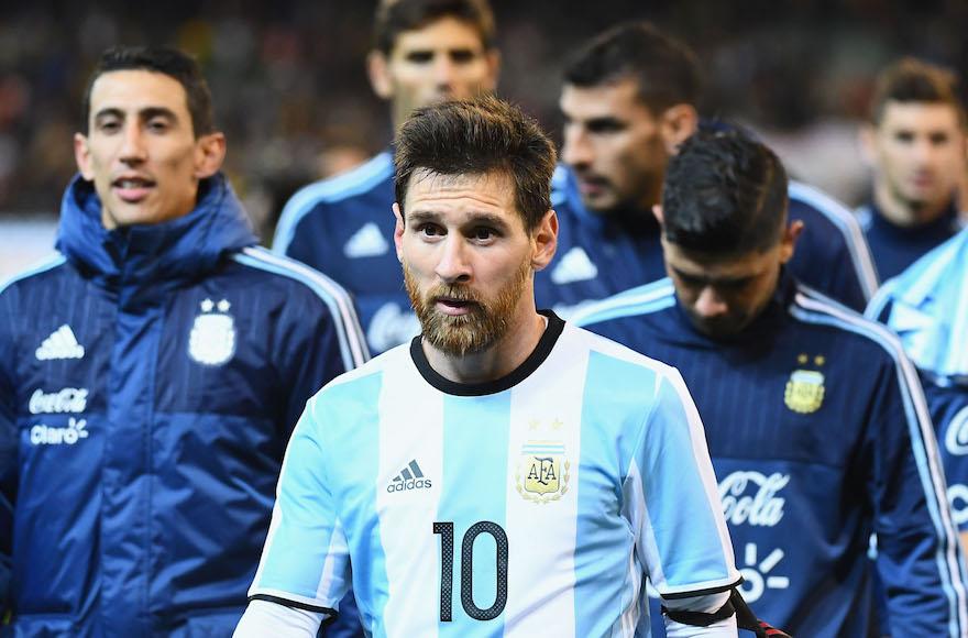 Ministrul israelian al apărării a criticat decizia argentinienilor de a anula meciul amical de fotbal