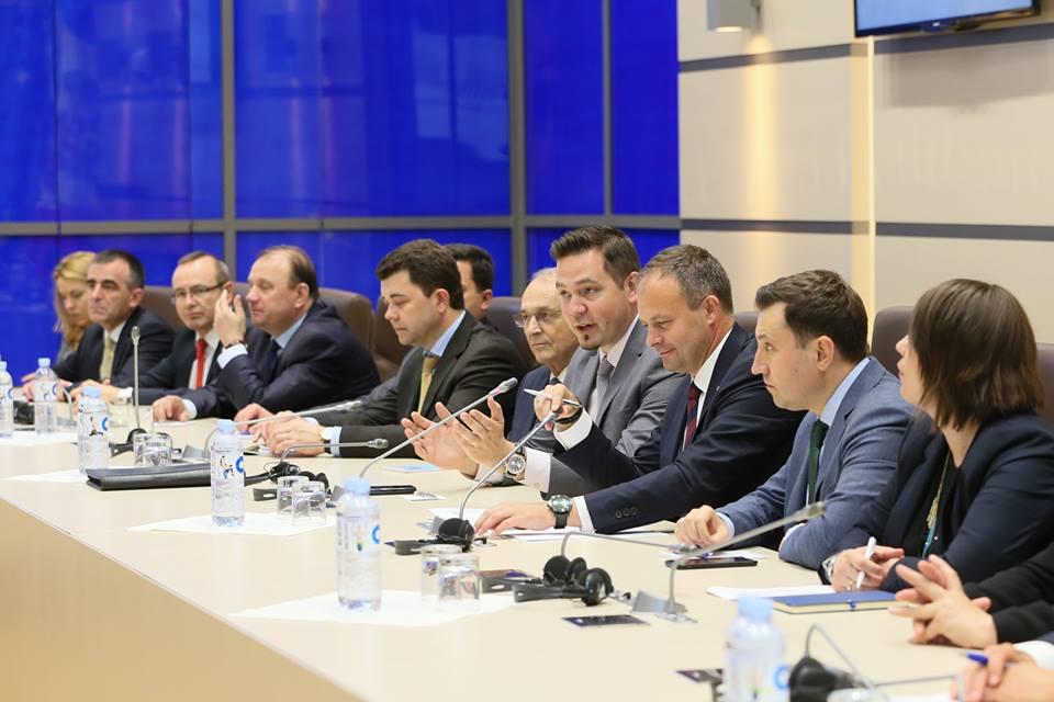 Andrian Candu, către ambasadorii R. Moldova: Ar trebui să fie o tradiție bună să avem astfel de discuții în fiecare an