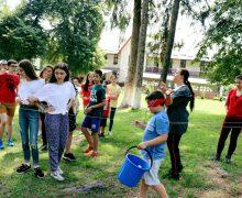 37 de copii din Republica Moldova au participat la tabăra de vară ARC 2018 din România