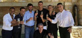 Ronaldo e jucătorul lui Juventus. Prima poză cu CR7 în noua postură