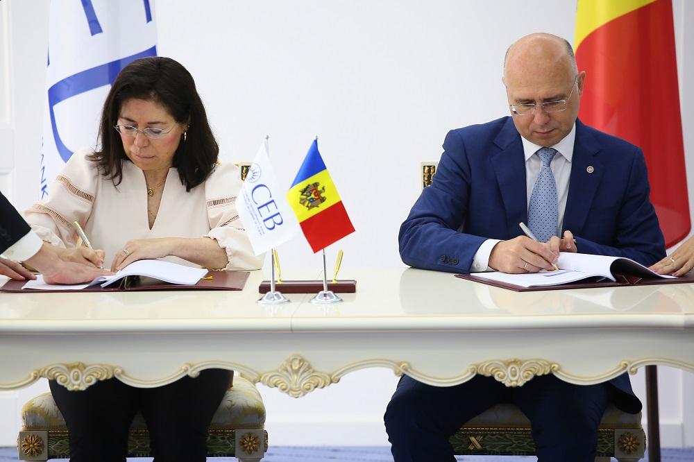 Un nou acord de împrumut! Pavel Filip: Îl apreciez drept un nou semnal de încredere din partea partenerilor externi