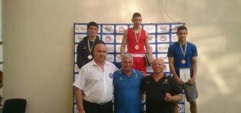 Boxerul Alexandr Paraschiv a câștigat turneul de la Odesa