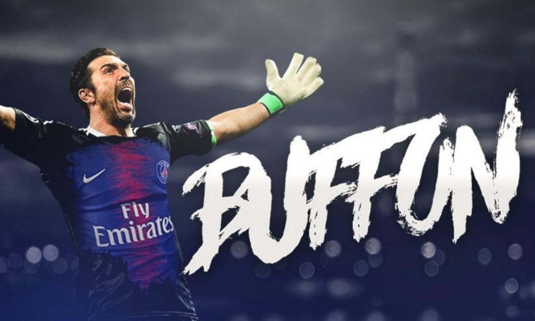 Oficial! PSG a anunțat transferul lui Buffon