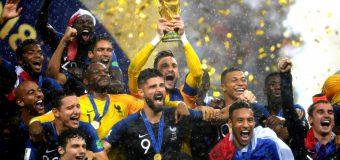 Selecţionata Franţei – noua campioană mondială