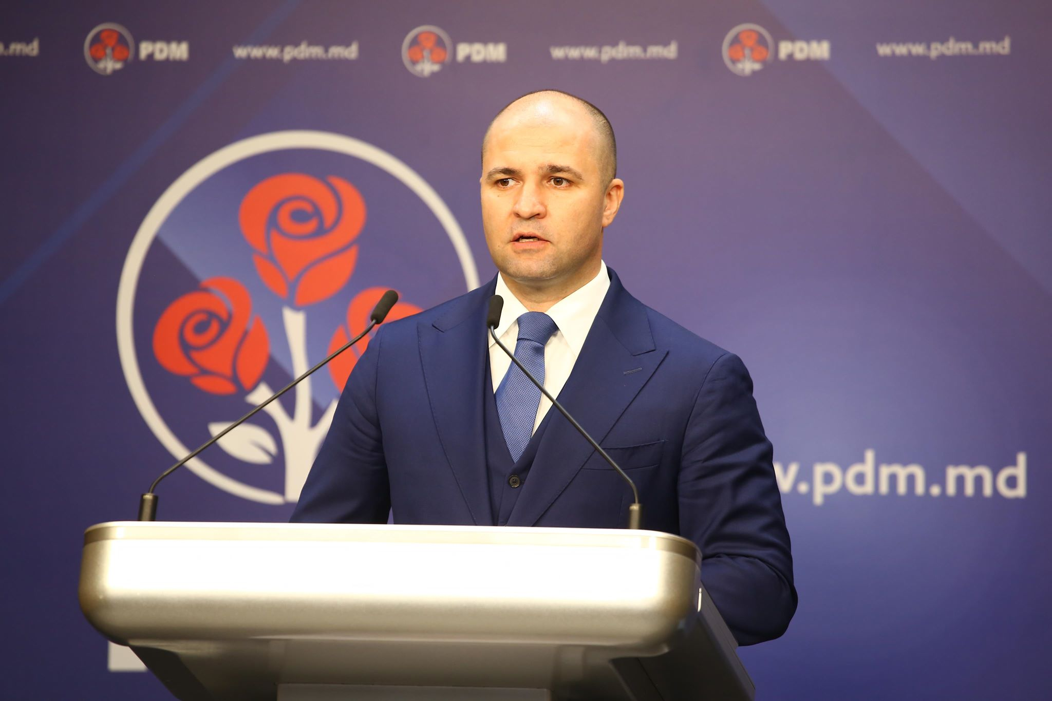"""Cebotari: """"Oricare altă decizie, decât PDM la guvernare, ne întoarce în perioada haosului politic"""""""