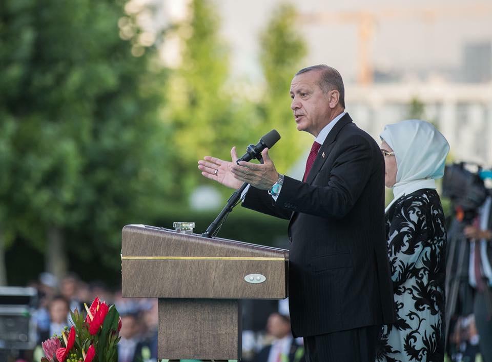 Președintele Republicii Turcia – invitat să întreprindă o vizită oficială în R. Moldova