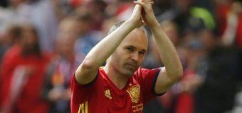 Iniesta și-a anunțat retragerea de la echipa națională: A fost ultimul meu meci