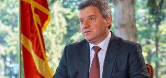 Președintele Republicii Macedonia întreprinde o vizită oficială în Republica Moldova