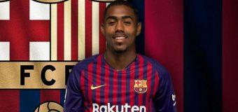 Oficial! Malcom a semnat cu Barcelona. Anunţul catalanilor şi detaliile contractului