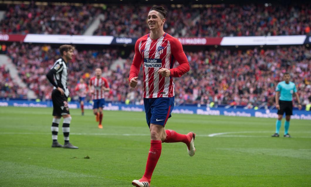 Fernando Torres s-a transferat în Japonia, după despărţirea de Atletico Madrid