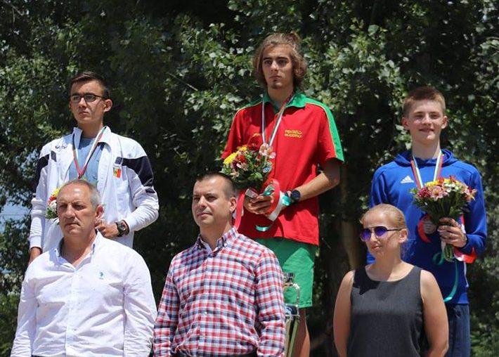 Primul moldovean care se califică la Jocurile Olimpice de tineret, la proba pentatlon