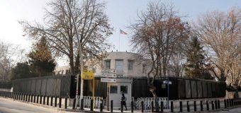 Focuri de armă au fost trase asupra ambasadei SUA în Turcia