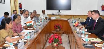 Ministru: India reprezintă o piață de desfacere cu un potențial înalt pentru exportul producției vegetale din Moldova