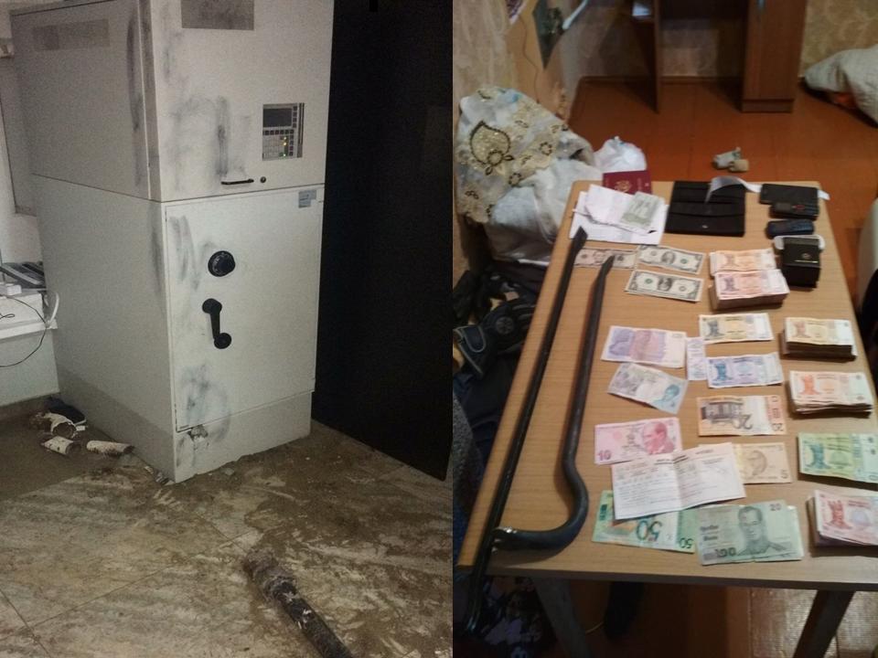 Un grup criminal care a deteriorat terminalul de plată de la USM – destructurat