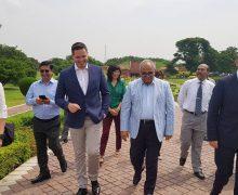 Ministrul Ulianovschi a avut o întrevedere cu reprezentanții comunității modovenilor stabiliți în India