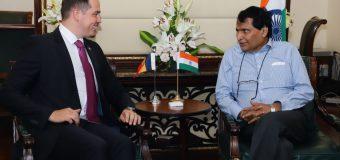 Ministrul de Externe: Suntem cointeresaţi în atragerea investiţiilor din India