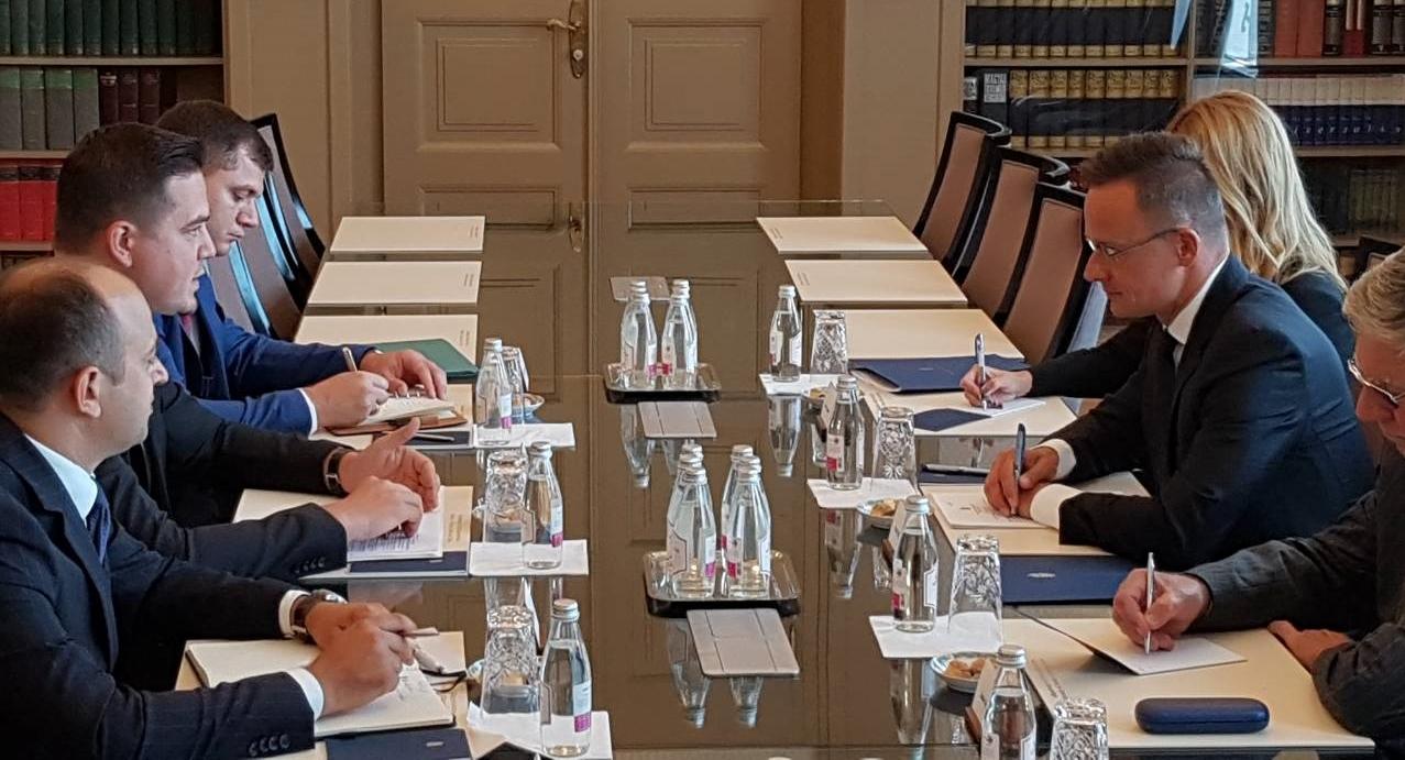 Ungaria va susține Republica Moldova în implementarea politicilor de dezvoltare a ţării