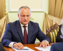 Șeful statului: La 20 decembrie va avea loc darea de seamă pentru primii 2 ani de mandat, la clădirea renovată a Președinției