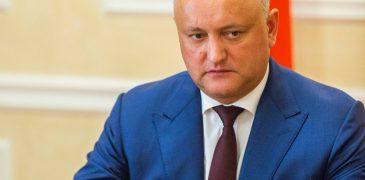 Reacția lui Igor Dodon cu privire la inițiativa democraților de reducere a numărului deputaților