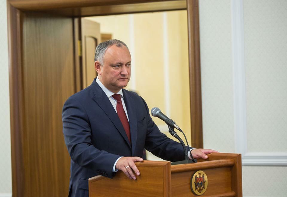 Președintele Republicii Moldova întreprinde o vizită de lucru în Republica Azerbaidjan