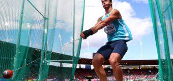 Primul moldovean care a intrat în concurs la Europenele de atletism din Berlin