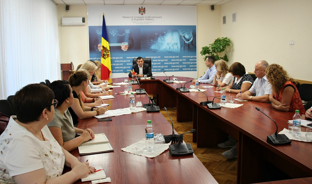 Doi atașați economici vor promova interesele economice ale Republicii Moldova în Federația Rusă și statele Uniunii Euroasiatice