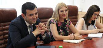 Chiril Gaburici: Atragerea investițiilor în orice domenii continuă să fie o prioritate a Ministerului Economiei și Infrastructurii