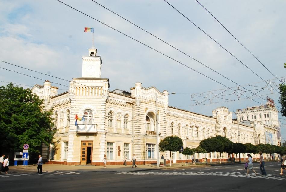 Precizările primăriei Chișinău privind unele indicatoare rutiere instalate pe străzile oraşului