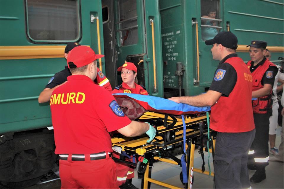 Încă un cetățean moldovean traumatizat în accidentul din Kaluga va fi adus în R. Moldova