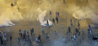 Consecințele violențelor de la protestele din București: Peste 400 de persoane rănite, peste 60 de plângeri la Parchetul Militar împotriva jandarmilor
