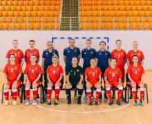 Naționala feminină a Moldovei la futsal va disputa două meciuri amicale cu reprezentanta din România